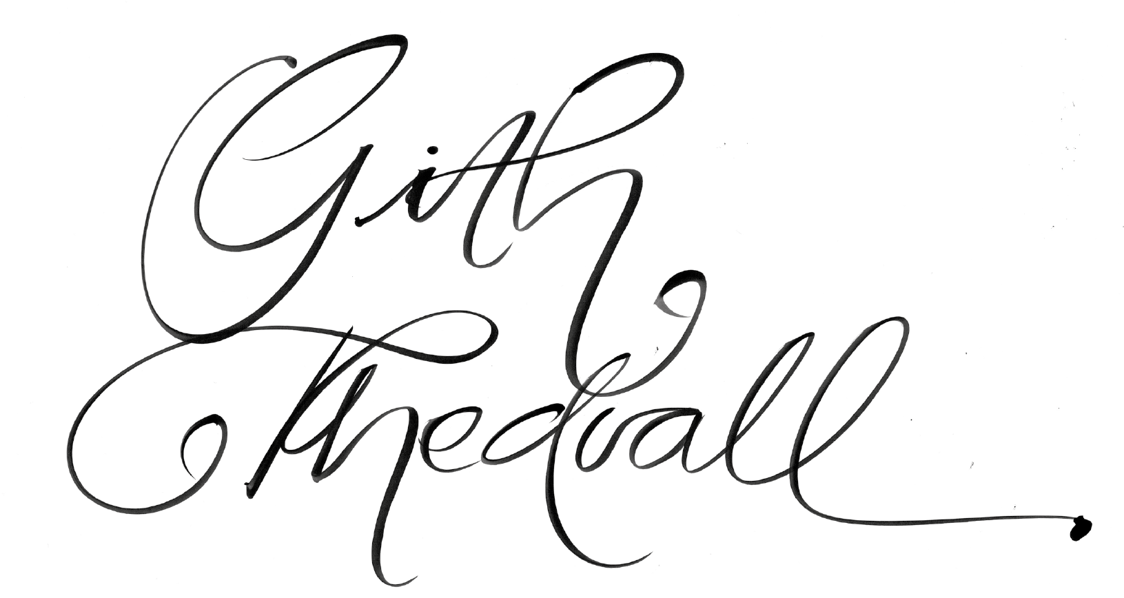 Logotyp Gith Thedvall